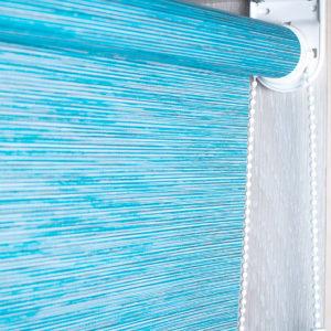 Рулонные шторы - Ямайка голубой