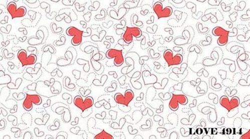 Рулонные шторы MINI ткань с русунком Love Fantazia LuX